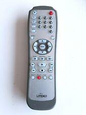 Original Liteon RM-51 Remote Control for DVD Recorder LVW5001 LVW5005 LVW5005X5