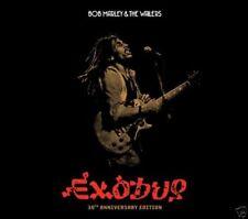 CD de musique reggae Bob Marley sur album