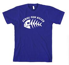Serial Fish Killer T-Shirt Tee
