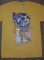 Band Plain White T's t-shirt tour concert  women's size M