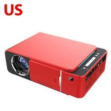 T6 3500 Lumens 4K HD 1080P LED Mini Projector WiFi Home Theater Cinema USB HDMI