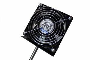 Papst Lüfter 4650 N, 230V AC Schaltschrank Gehäuse Luft Filterlüfter