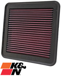 K&N REPLACEMENT AIR FILTER FOR MITSUBISHI TRITON ML 4M41T TURBO DIESEL 3.2 I4