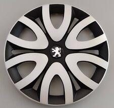 "16"" Peugeot Partner,Expert,407,308,... Wheel Trims / Covers, Hub Caps,Quantity 4"