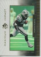 1999 SP AUTHENTIC CURTIS MARTIN MAXIMUM IMPACT