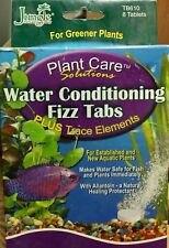 Jungle Laboratories Water Conditioning Fizz Tabs + Trace Elements Lot of 2