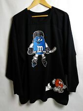 Vintage CCM Mars M&M's hockey jersey sz XXL
