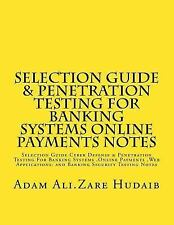 Selection Guide and Penetration Testing for Banking Systems Online Payments...