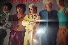 Kajagoogoo with Limahl XL Poster 80er für Deine Sammlung for collection