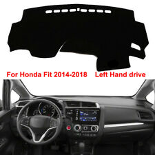 Car Dashboard Cover Mat Dash Covers Fit for Honda Fit 2014 2015 2016 2017 2018