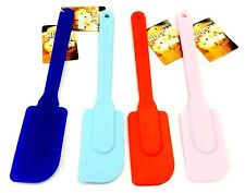 Silicone Spatula, 26cm high heat resistant. Various Colours