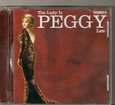 Peggy Lee - The Lady Is - CD