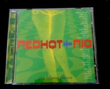 REDHOT + RIO (1996 Bossa CD - Stereolab, David Byrne, Everything But The Girl..)