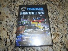 Mazda 2012 Motorsports Hour 2012 Brand New DVD 4 DVD Set Sebring GP More!