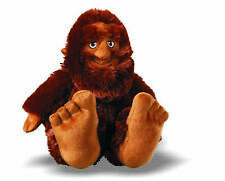 "Bigfoot Sasquatch 10"" Plush Stuffed Toy"
