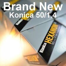 NEW!!  Konica Hexanon AR 50mm F1.4 50 f/1.4 (1pcs)