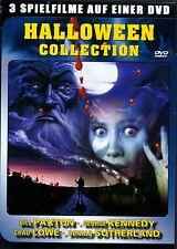HALLOWEEN COLLECTION: 3 SPIELFILME AUF EINER DVD! CARNIVAL OF SOULS + 2 (GERMAN)