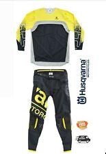 Husqvarna Railed Pro Set Combo Enduro Pants Jersey Motocross/MX FAST&FREE