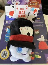 Bark Box Dog Toy Magic Show Magician Rabbit In Hat Hare M-L