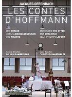 Les Contes D'Hoffmann (2015, DVD NEUF) (RÉGION 1)
