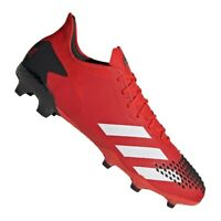 Adidas Predator 20.2 Fg M EE9553 chaussures rouge rouge