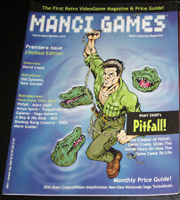 Manci Games Retro Gaming Magazine - Issue 1, David Crane, Digital Press, Pitfall