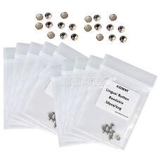 10 Packs Orthodontic Dental Lingual Buttons Round Base Bondable (100PCS) HOT