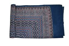 Hand Block Printed Bed Sheet, Bed Spread, Bed Cover,Indian BeddingTapestry TP31