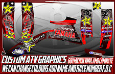 YAMAHA RAPTOR BLASTER 250/350/660/700 YFZ 450/450R GRAPHICS DECALS