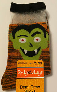 Halloween themed socks - you pick various styles - womens size 9-11 NWT