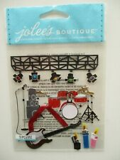 JOLEE'S BOUTIQUE STICKERS - Concert - rock & roll music