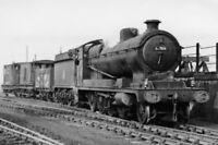 PHOTO  LNER CLASS O4 LOCO NO. 63704 AT WHITEMOOR  1951