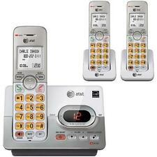 AT&T EL52303 DECT 6.0 3 Handset Cordless Phone With Digital Answering Machine