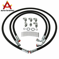 For 2006-2010 Duramax Transmission Cooler Lines/Hoses Chevy/GMC W/Allison 6.6L