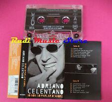MC ADRIANO CELENTANO Io non so parlar d'amore 1999 holland CLAN no cd lp dvd*vhs