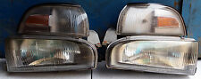 toyota Sprinter Ae100 Ae101 2nd Generation head lights with parking oem jdm used