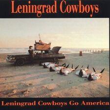 Leningrad Cowboys Go America (1990) [CD]