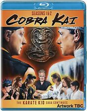 Cobra Kai: Season 1 & 2 (Box Set) [Blu-ray]