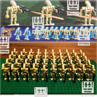 60-PCS-LOT-STAR-WARS-Storm-troopers  Custom PAD UV Printed lego minifigure
