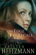 The Edge of Recall by Kristen Heitzmann Paperback Book