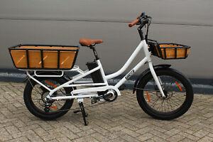 e-Bike, Pedelec, Elektrofahrrad, Lieferfahrrad Damenrad, Bakfiets, Lastenfahrrad
