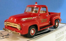 FIRST GEAR 1/34 BOSTON FIRE DEPT FORD F-100 PICKUP  #19-1551 BRAND NEW