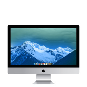 "Apple iMac 21,5"" (2012) Core i5 2,7 GHz 1 TB HDD 8 GB #Gut"