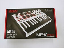 Akai Professional Mpk Mini Mk2 Compact Keyboard Pad Controller