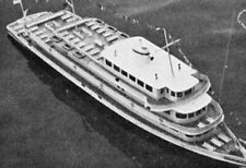 Bauplan Canberra Modellbau Modellbauplan Passagierschiff