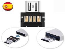 Mini USB/Usb 2.0 - OTG Micro USB Convertidor Adaptador de Móvil/Tablet