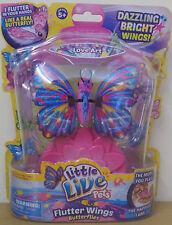 Little Live Pets Butterfly Series 3 ~ Love Art ~ Flutter Wings Butterflies