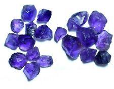 AAA + faceta Calidad Natural Impecable Violeta Púrpura Amatista en bruto sin calefacción Raro