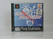 TRAP RUNNER PlayStation 1 Brand New and sealed,100% PAL GAME( AUS )