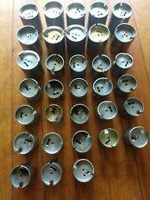 New listing Vintage Snowmobile Vm Mikuni Carburetor Throttle Slides Large Lot Assortment